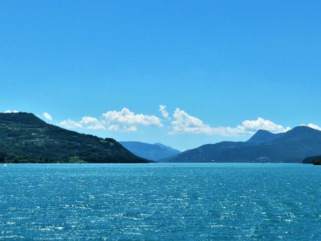 Lac en Provence-Alpes-Côte d'Azur