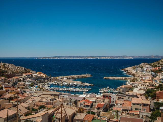 'les Goudes', The Most Picturesque District Of Marseille © Valentin Pacaut The Explorers