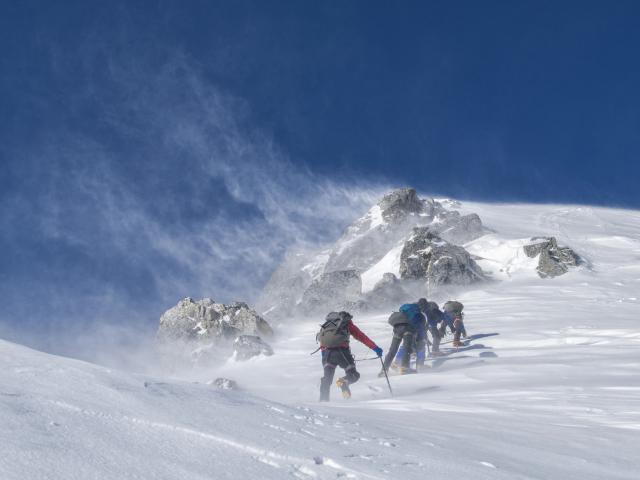 Mountaineering Pixabay