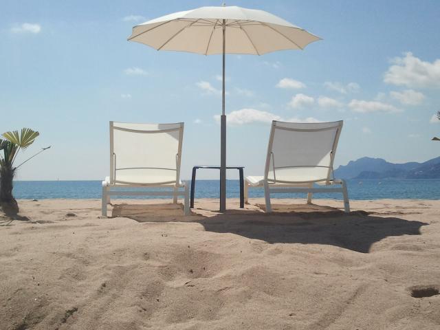 Plage Privee Cannes Alpes Maritimes