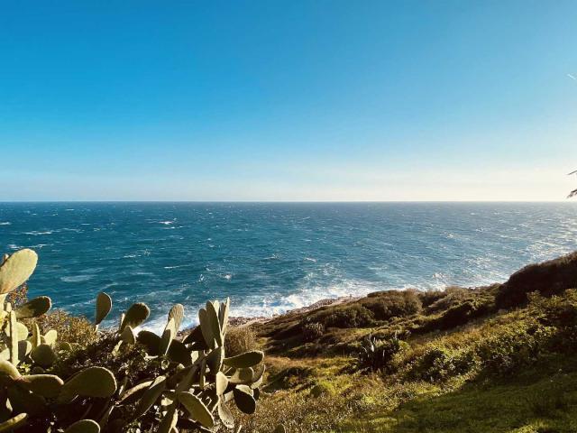 Vue sur mer à Saint Jean Cap Ferrat