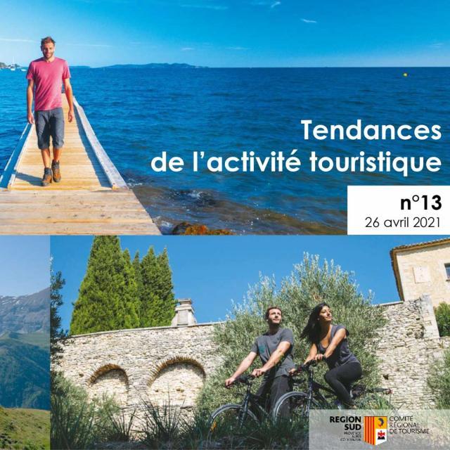 Tendances De L'activité Touristique 13