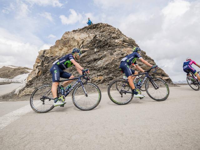 Tour de France, col de la Bonette Restefond