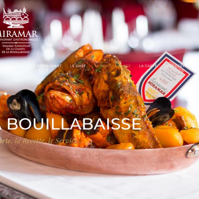 Bouillabaisse Miramar