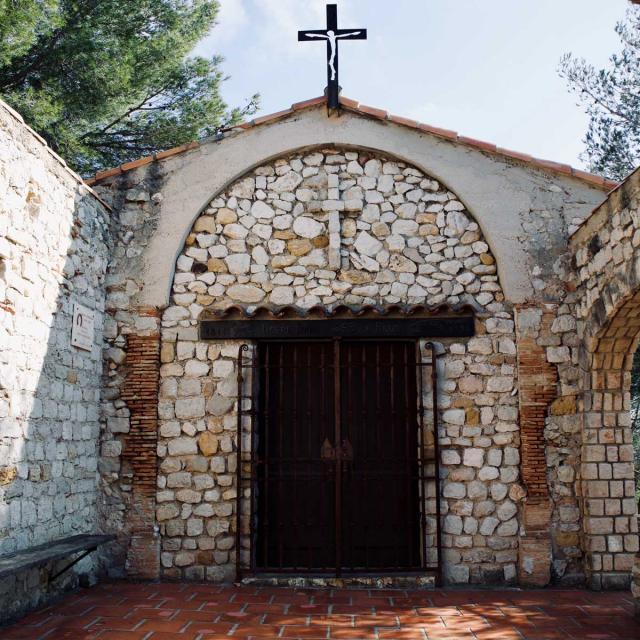 Chapelle Notre Dame Du Rouet