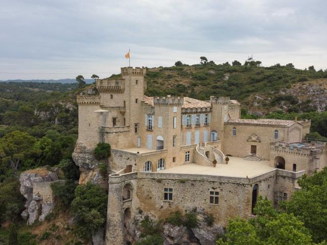 Chateau La Barben Cgensollen