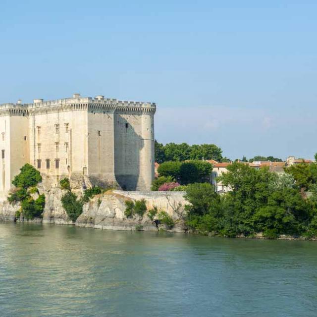 Chateau Tarascon Bouches Du Rhone