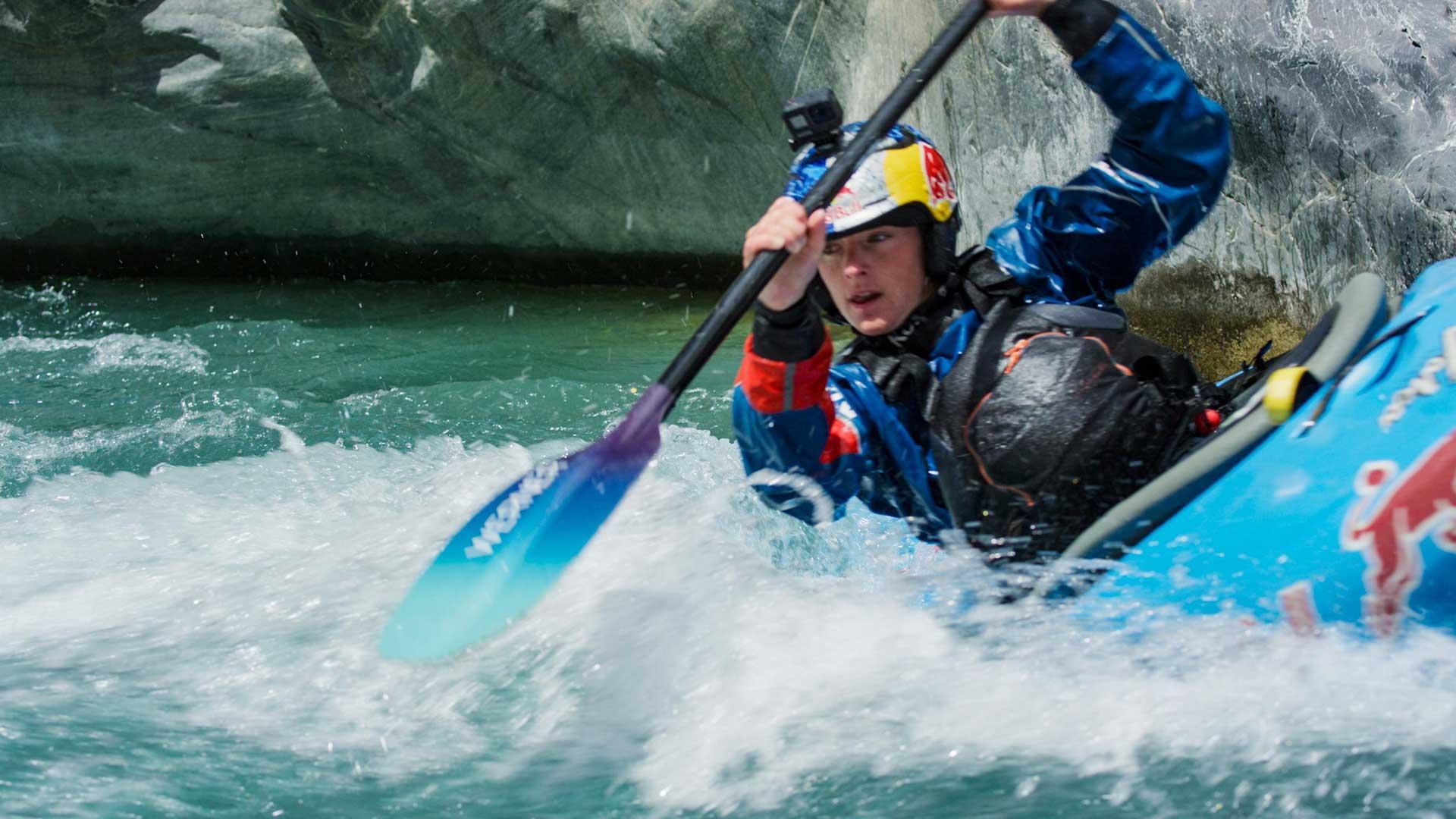 Kayak Jonathan Viey The Explorers