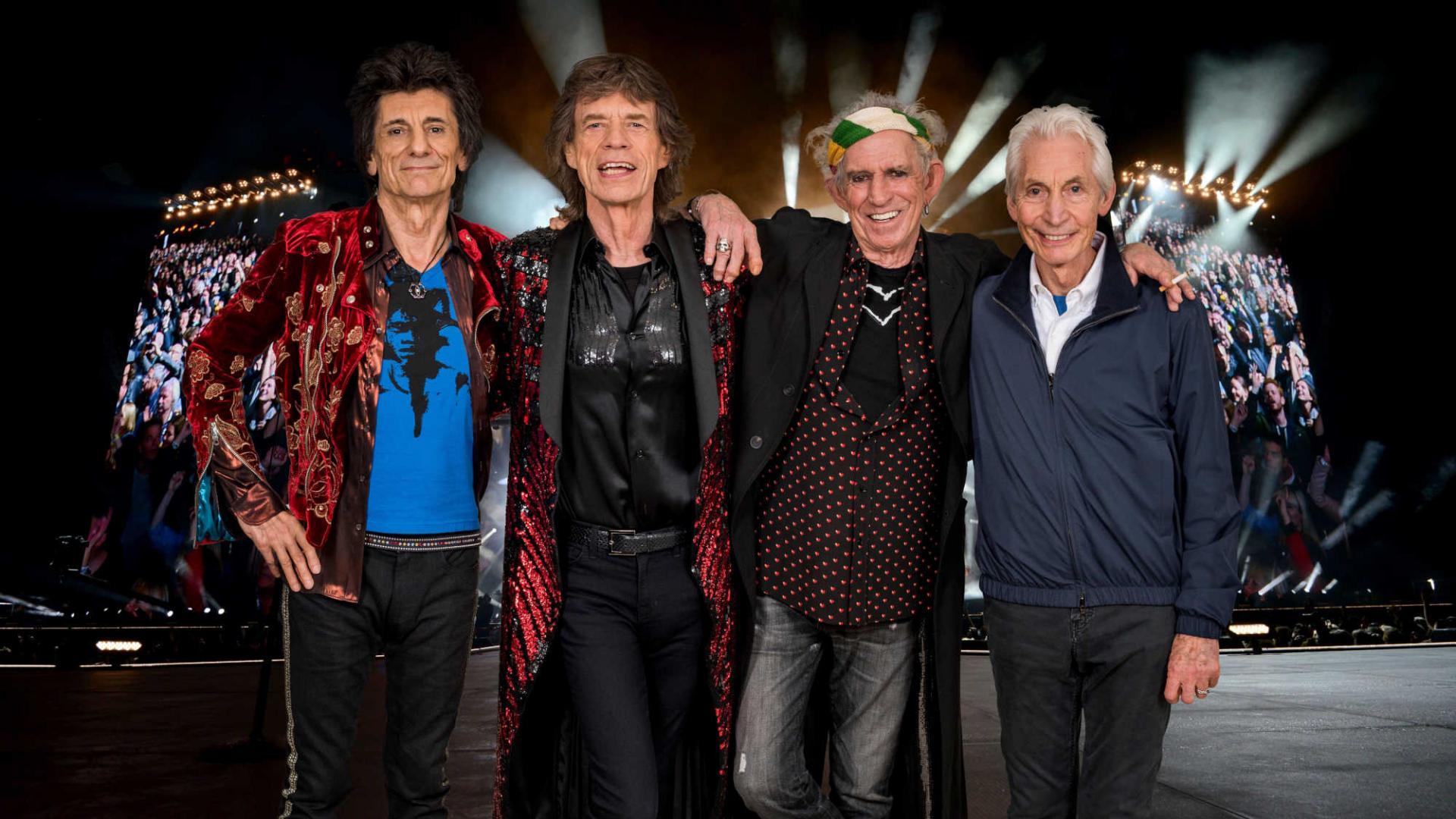 Rolling Stones Dhogan Promotone B.v.