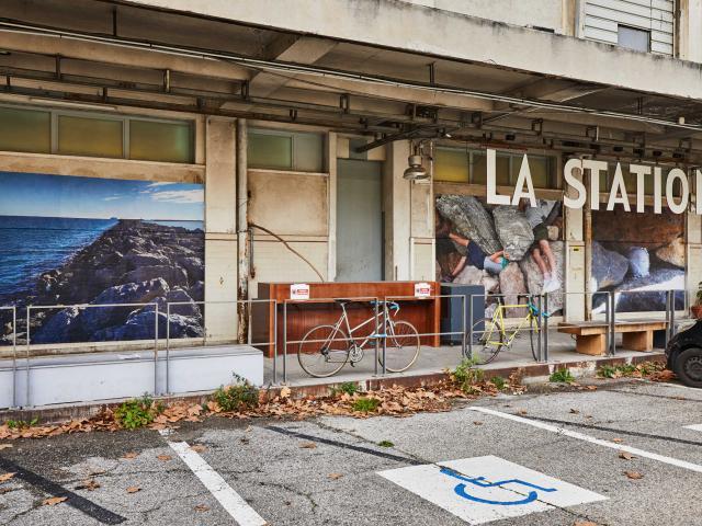 La Station Nice Jc Lett La Station Starter Station