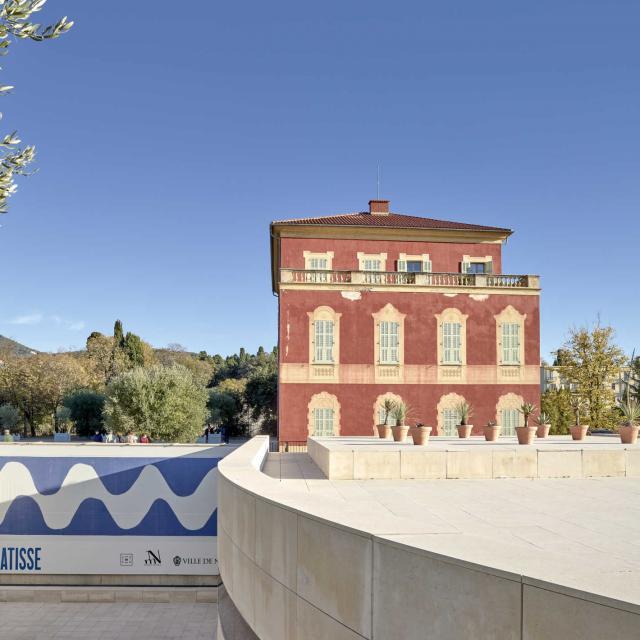 Musée Matisse vue extérieure