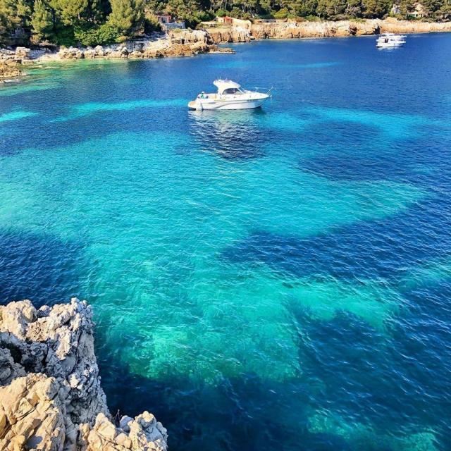 Cap Antibes par Ben Lamotte