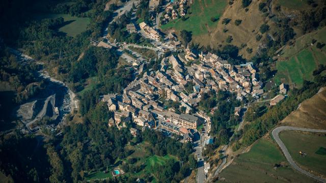 Village La Grave Alpes Vpacaut The Explorers