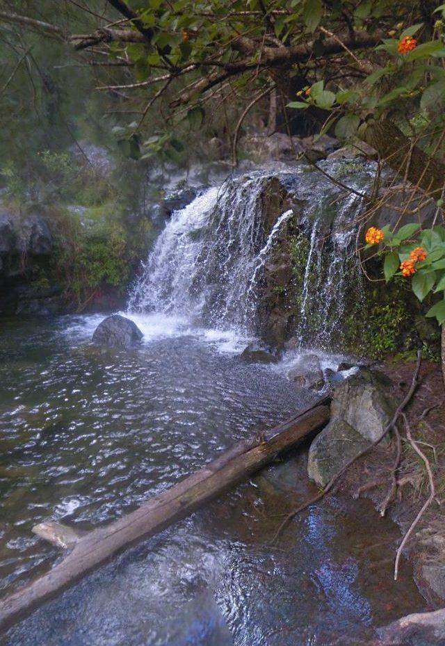 Canyon Bras Rouge la Réunion