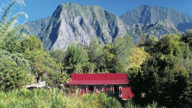 Case créole, La Réunion