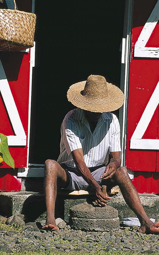 Caze créole La Réunion