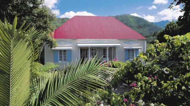 Architecture créole, La Réunion
