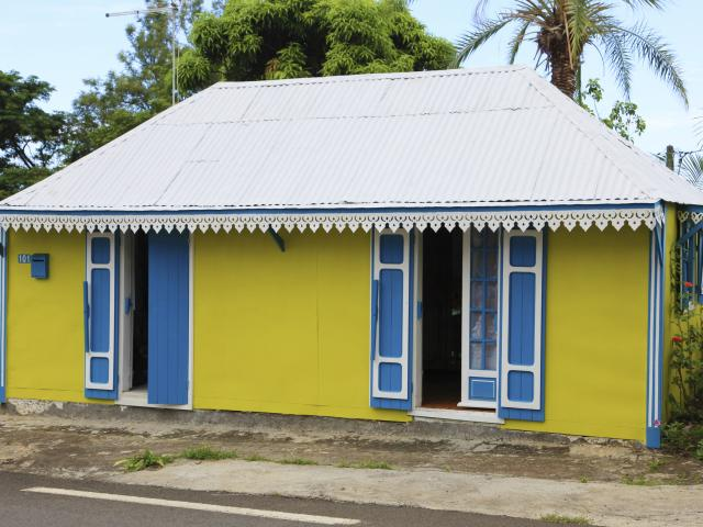 Architecture case créole