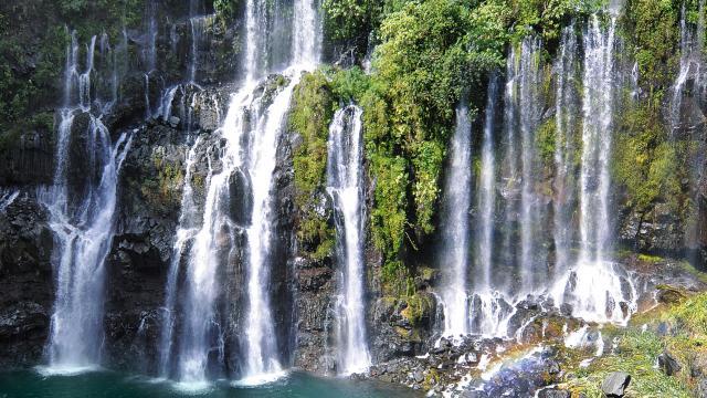 Riviere langevin La Réunion