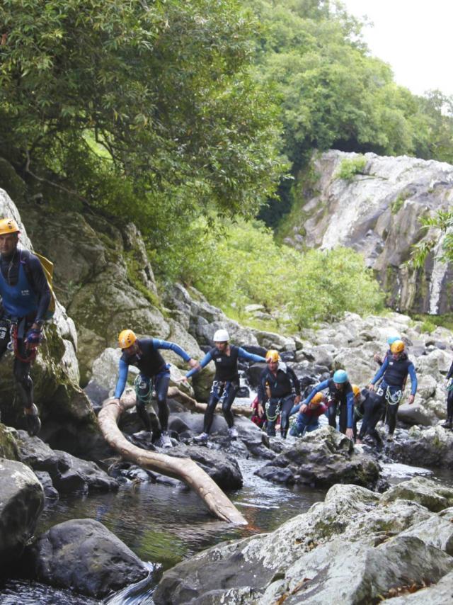 Canyoning La Réunion