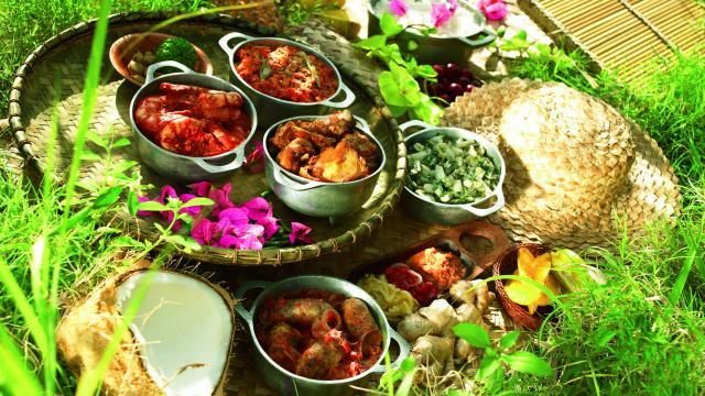 Gastronomie créole, La Réunion