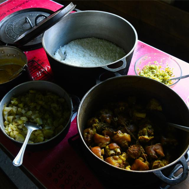 Gastronomie réunionnaise