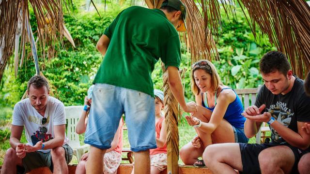 Visite de la Maison du Coco, La Réunion