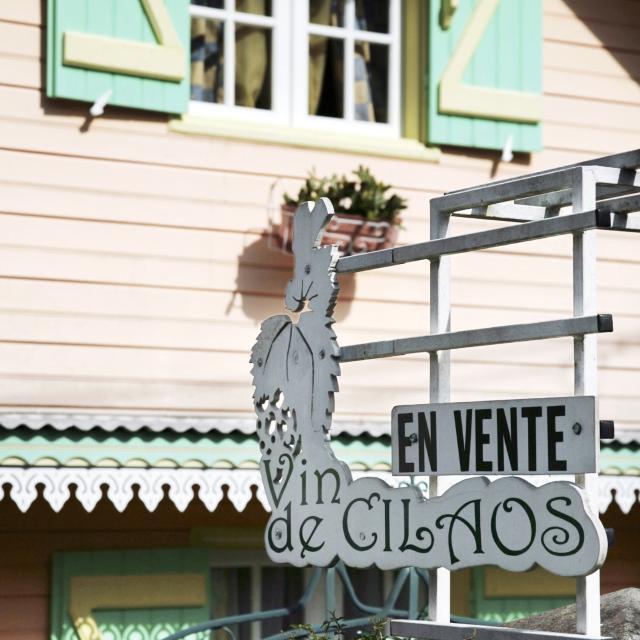 Le vin de Cilaos, La Réunion
