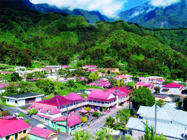 Salazie, La Réunion