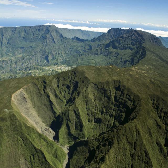 Entre deux, La Réunion