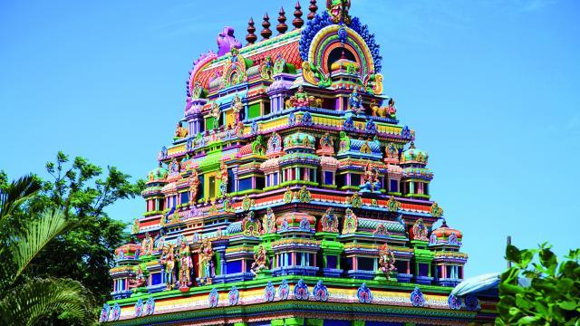 Religion tamoule