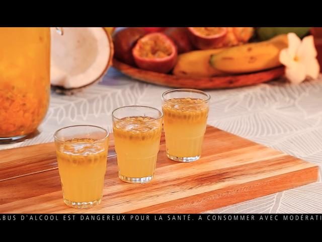 Rhum Arrange Ananas Passion