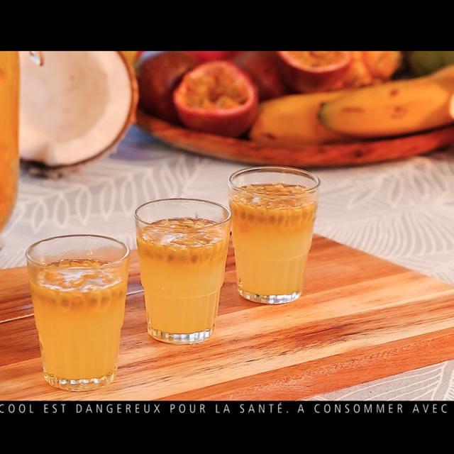 Rhum Arrange Ananas Passion