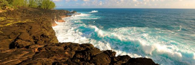 Océan sauvage, La Réunion