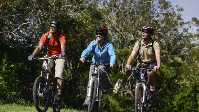 Bélouve à Vélo, La Réunion