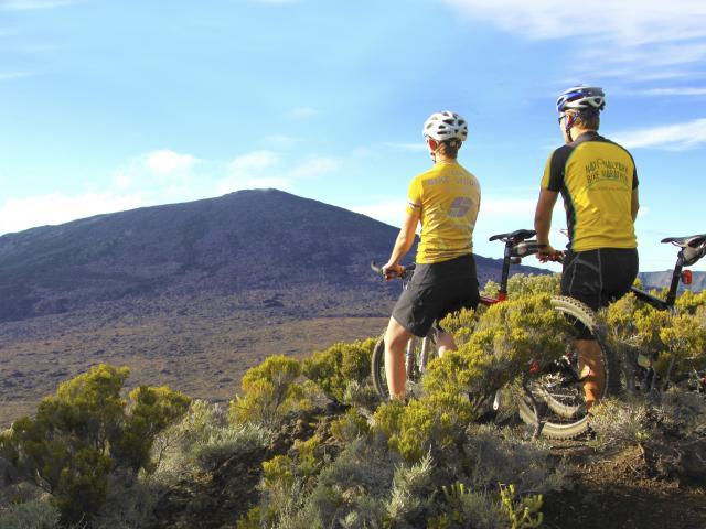 Vélo, La Réunion