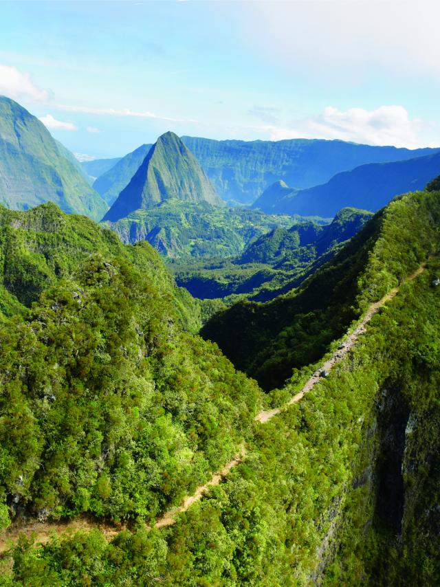 parc national de la réunion