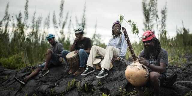5 façons insolites de découvrir le Piton de la Fournaise
