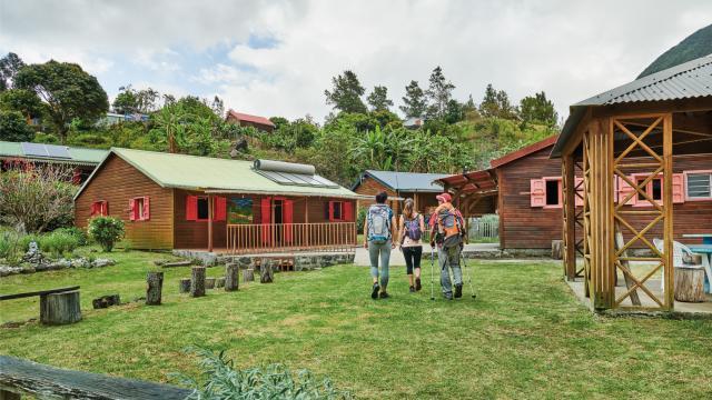hébergement La Réunion