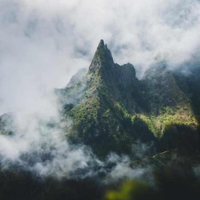 Montagne La Reunion Credit Hannes Stier 1 Dts Illimites