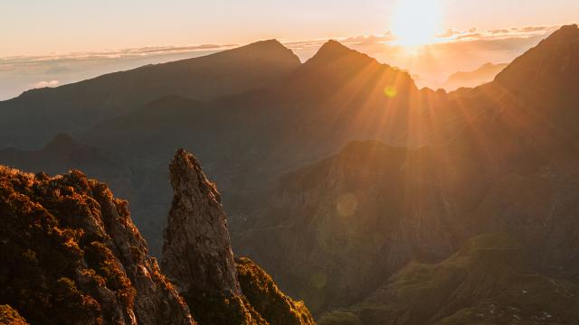 côte ouest de la Réunion