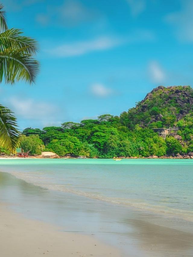 Les Seychelles, Trapèze des Mascareignes