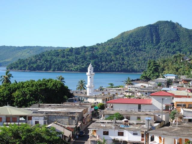 Ville de Sada, Mayotte, Trapèze des Mascareignes