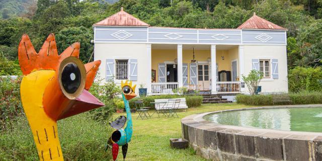 Bienvenue Domaine Beaubassin Maison Et Jardin Dt Irt@la Petite Creole