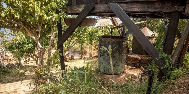 Du Jardin A L Alambic Fontaine Aromatique Alambic