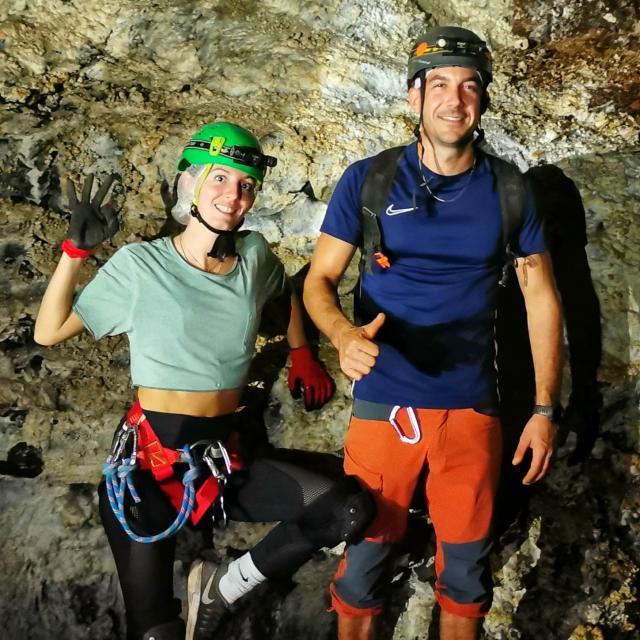 Immersion Sensorielle Volcanique Aitana & Sébastien @bazaltik Reunion
