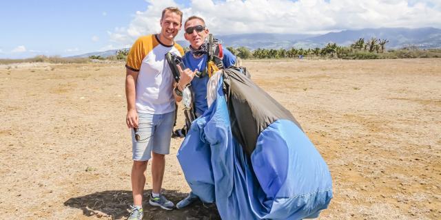 Sauter En Parachute Flytandem 974 Irt@travels Gallery Dt 2030