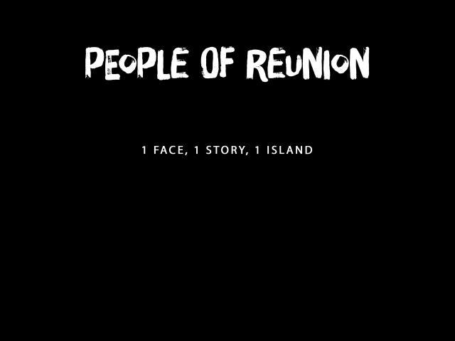 People of Reunion Islands