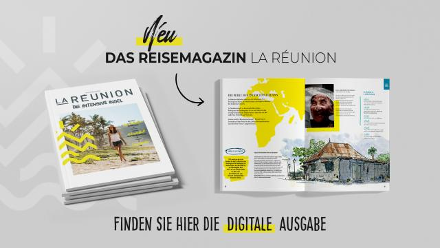 Reisemagazin La Réunion