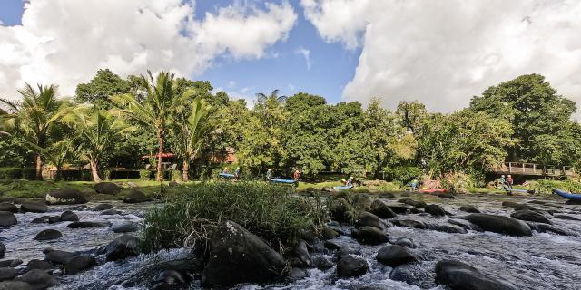 Descente En Rafting à La Reunion Irt@travels Gallery dt 07 2031